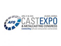 美国哥伦布铸造展览会CastExpo