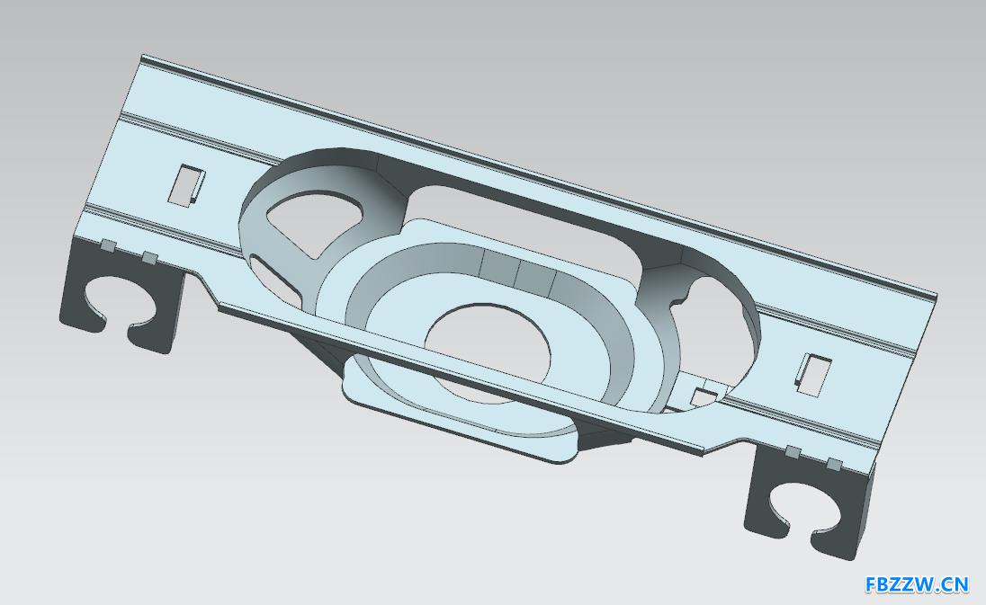 塑胶模具结构设计