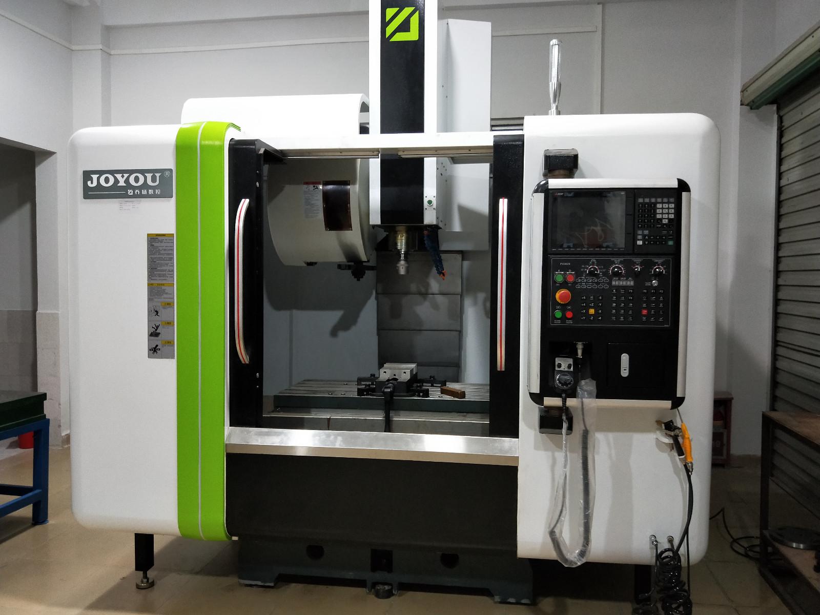 CNC铣床加工