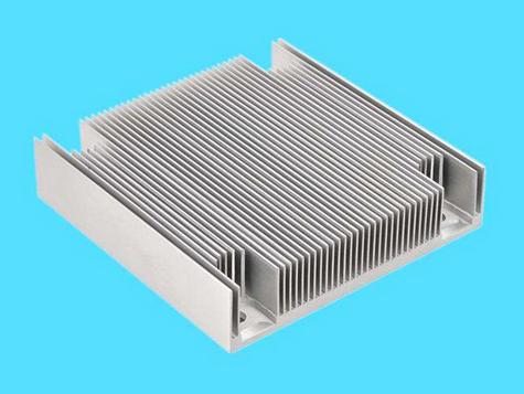 长鸿精密科技铝合金电子散热器