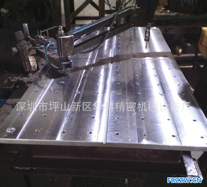 大型设备非标零件 大型五金龙门铣床 自动化机械 大型CNC加