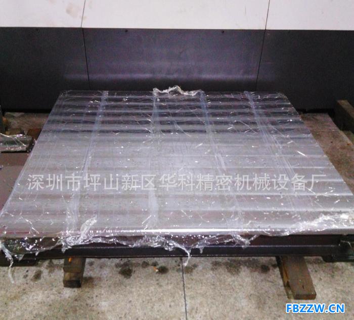 自动化设备零件 大型非标加工 大型铝板 龙门加工中心加工