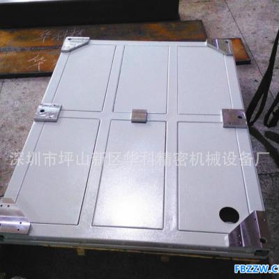 大型CNC加工中心 大型自动化 非标底座 钢板龙门铣床 机械