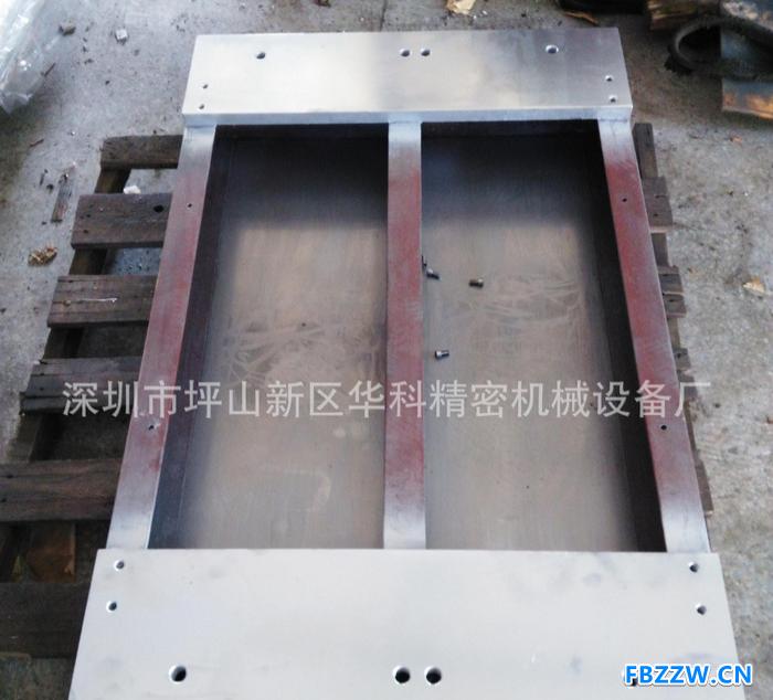 大型钢板加工 铝加工 自动化设备配件 非标加工 大型CNC加