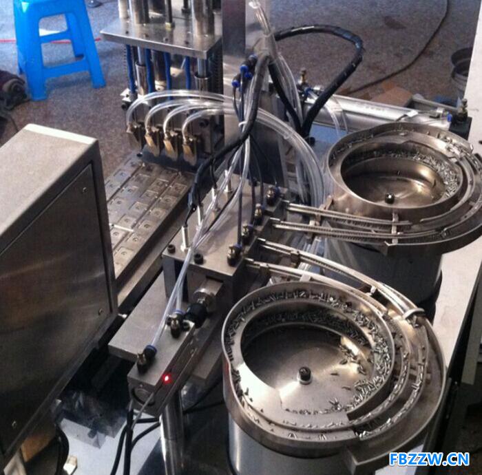 非标定制浙江自动化设备全自动拧螺丝机转盘式多工位效率高质量好