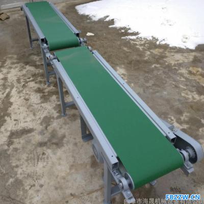 厂家直销PVC皮带输送机 非标定制流水线输送带自动化设备