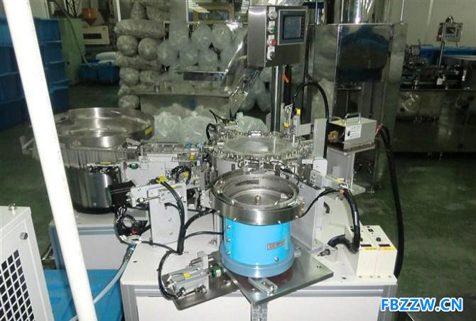 非标自动化设备自动化生产线 注射器组装设备
