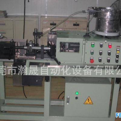 微电机外壳与轴承自动装配机 非标自动化设备 自动送料 装配