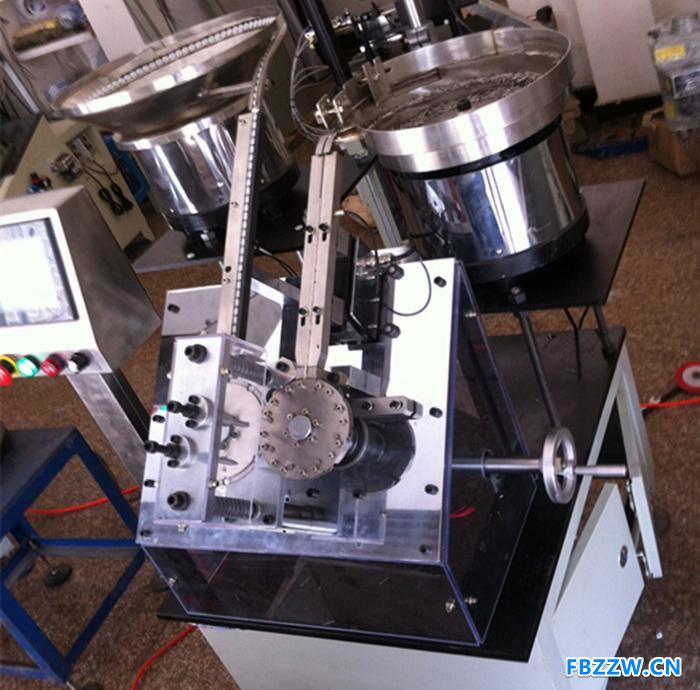 全自动插钉机全程数控电动气动机械传动定制浙江自动化设备厂家直营