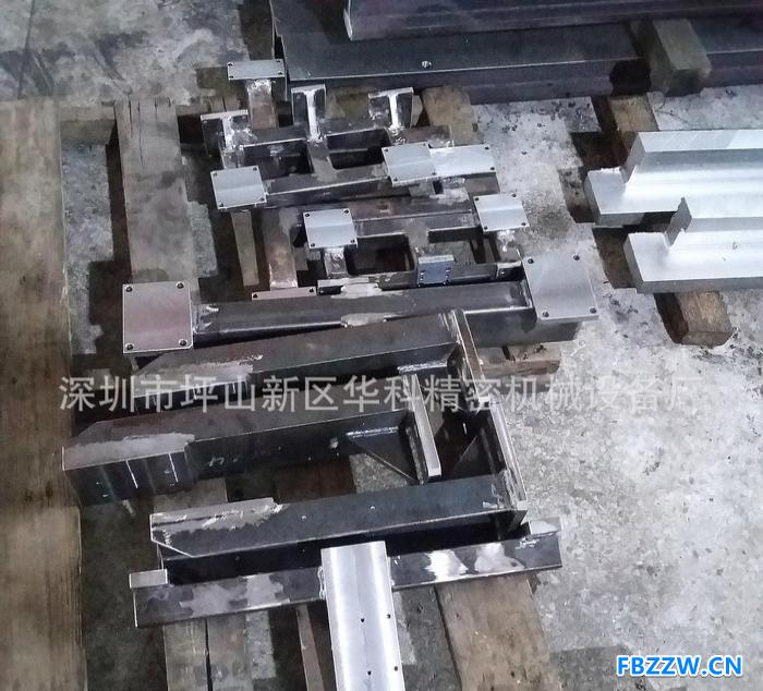 大型龙门CNC加工 深圳龙岗 五金设备 自动化非标零件