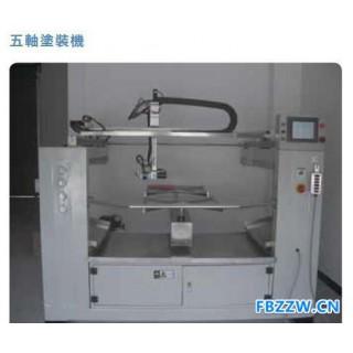 多轴往复喷涂机械手 直角坐标喷涂设备 非标自动化产品