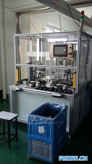 风门执行器性能测试设备