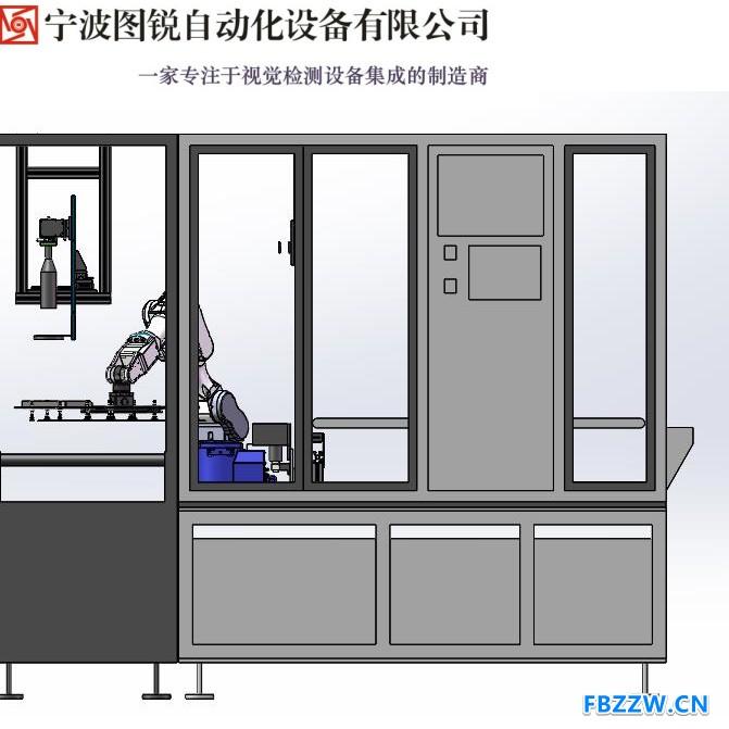 宁波图锐非标自动化设备瑕疵检测 产品定位识别测量工业装备机器人