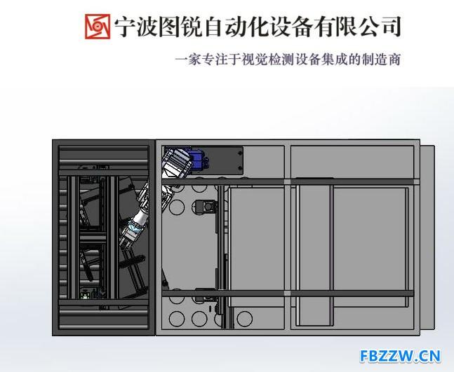 宁波图锐视觉检测非标自动化瑕疵检测设备工业装备机器人