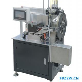 宏萨锁芯叶片弹簧一体装配机 非标自动化锁具设备
