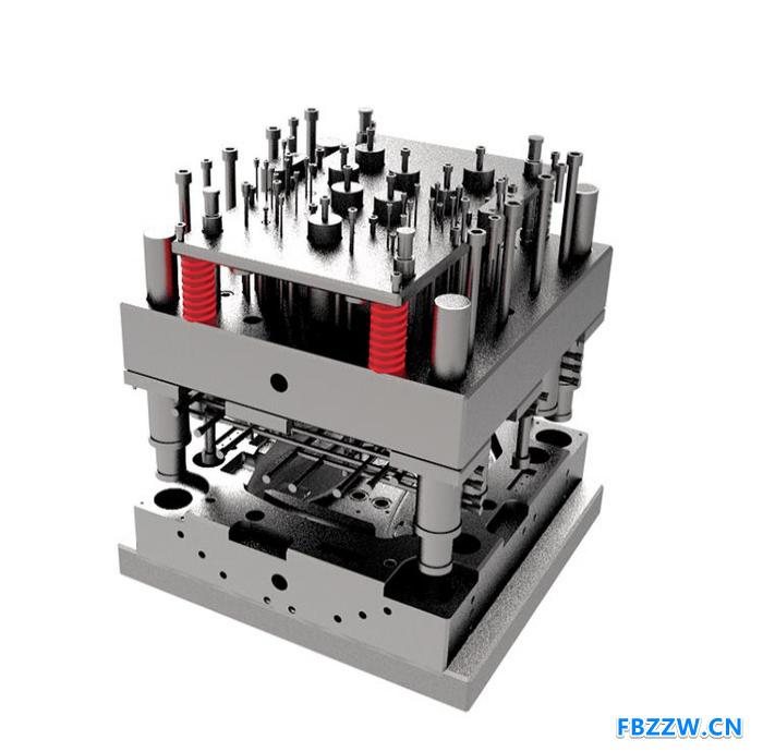 模具设计与制造注塑成型 深圳恒兴昌模具厂家注塑成型加工