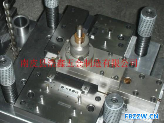 浩鑫五金专业五金拉伸件模具设计和模具制造