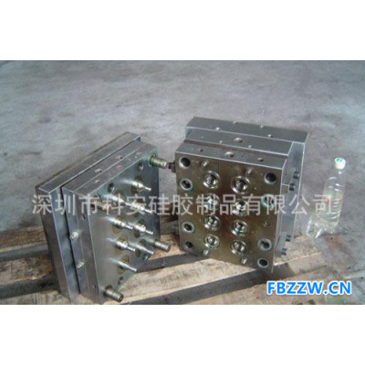 液态硅胶射出成型模具设计开发 硅胶模具厂