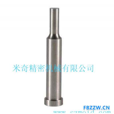 供应大量生产SKD11二级冲针 光洁度达0.8 承接模具设计加工