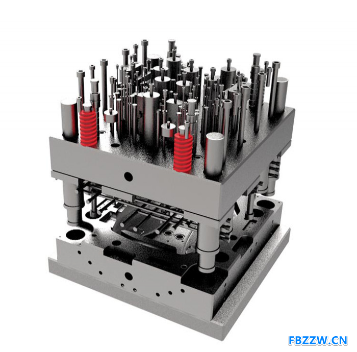塑胶模具制造注塑深圳恒兴昌塑胶模具制造厂 开模注塑加工 塑胶模具制造