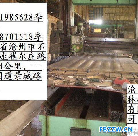 橡塑模具加工制造 订制定制非标设备 沧州铁林机床设备 大型数控设备承揽加工 数控龙门铣床xk6028 xk 5025