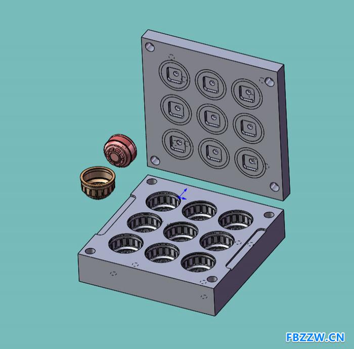 正方模具 ** 模具制造 模具加工 定制橡胶模具 支持定制模具