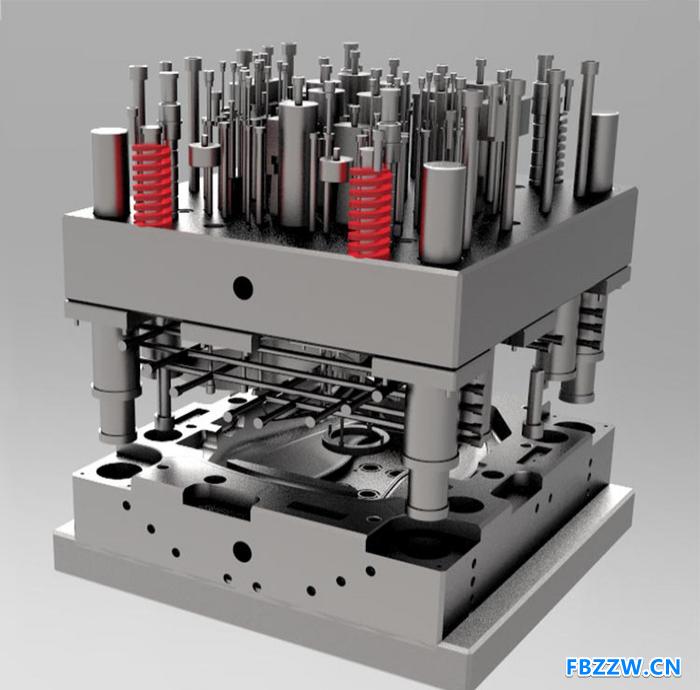 深圳塑胶模具加工开模注塑制造医疗模具