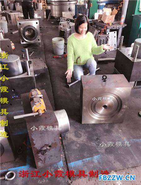 机油桶塑胶模具加工制造