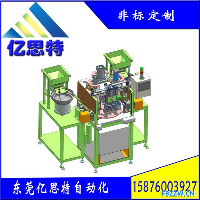汽车全自动装配铆压机 全自动组装线 非标自动化装配生产线
