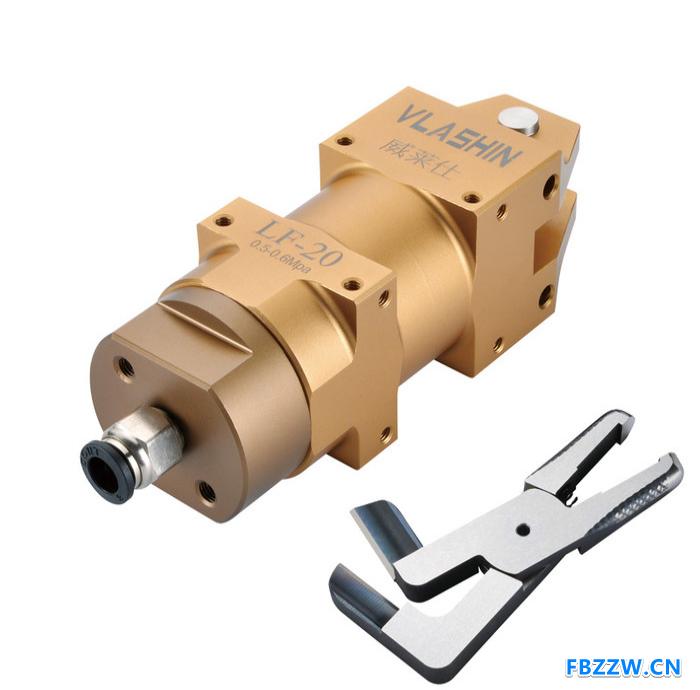 厂家供应威莱仕自动化气动剪LF-20-20AMR,非标自动化设备,气剪头非标定制