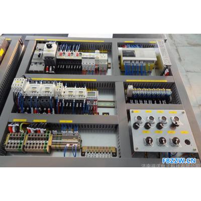 水处理自动化控制系统 plc控制柜  非标定制自动化控制