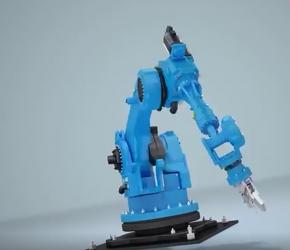 机械之美:工业机器人的核心部件-精密减速机(1)