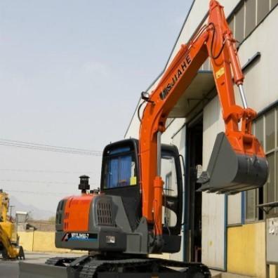 挖掘机型号JHW70履带式挖掘机