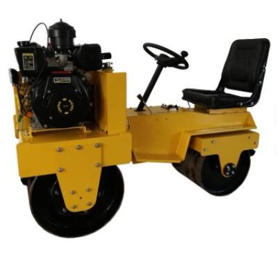 小型压实机 座驾式压路机 双轮压实机 液压式压路机厂家