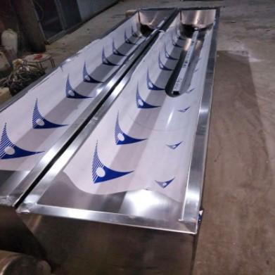 饮水设备304不锈钢恒温饮水槽基建设备优选