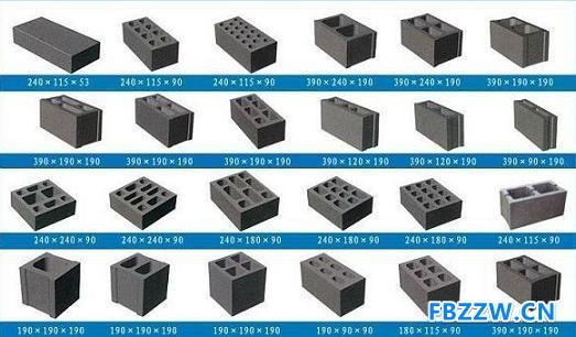 郑州宜欣砖机模具制造厂家 定做优质正圆孔空心砖机模具 宜欣5-15砖机设备生产线模具