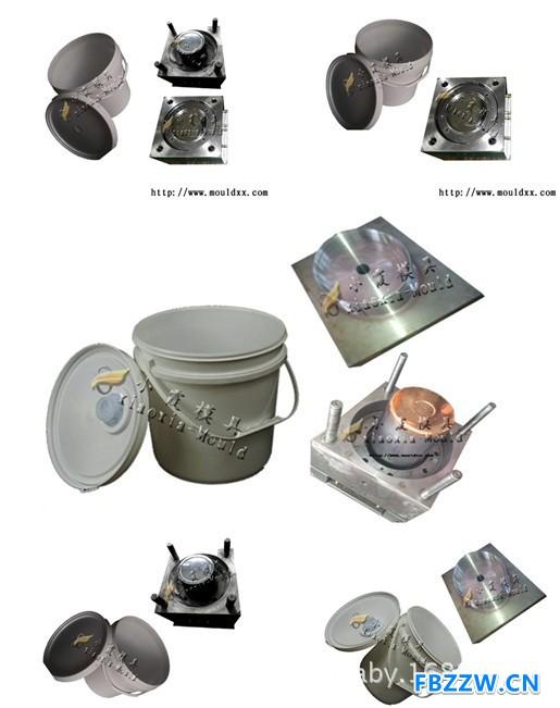 涂料桶模具 (154)
